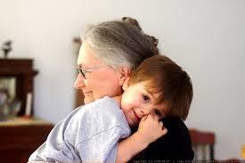 grandmas hug